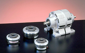 Cell cab clutches/brakes photo