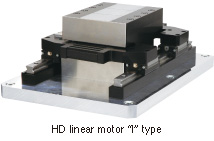 "HD linear motor ""I"" type"