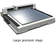 Large precision stage