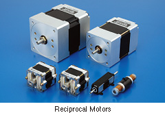 Reciprocal motors